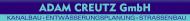 Kanalbau Adam Creutz GmbH